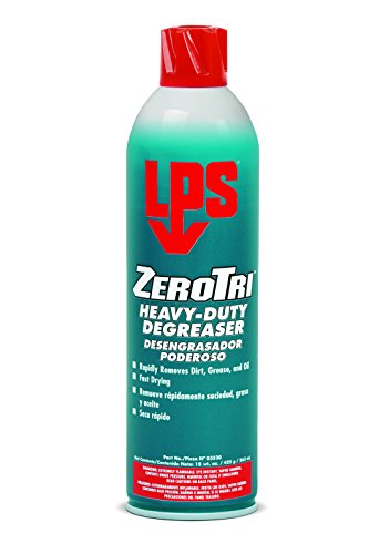 (LPS Zero Tri Heavy-Duty Degreaser, 15 oz Aerosol (Pack of 12))