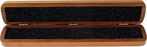 Mollard Universal Baton Case Walnut 4 Baton Case by Mollard