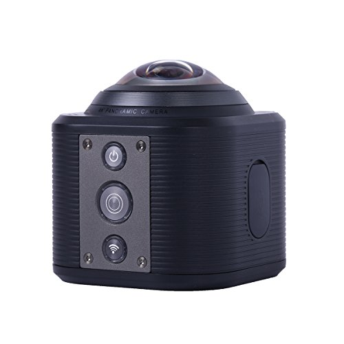 Camorama The 4K Action VR & 360° Camera 64GB eMMC by Camorama