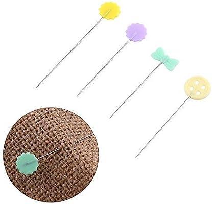 YICBOR 100pcs / Caja de accesorios de costura Patchwork Pin Flor ...