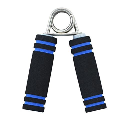 BS - Living | Handtrainer | Fitness Unterarm Trainer | Griffkraft Trainer | Handgrip | Federgriffhantel | Limited Edition | Profi Fingerhantel | Fingertrainer