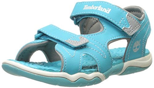 Timberland Adventure Seeker 2 Strap Sandal (Toddler/Little Kid), Light Blue, 10 M US Toddler by Timberland