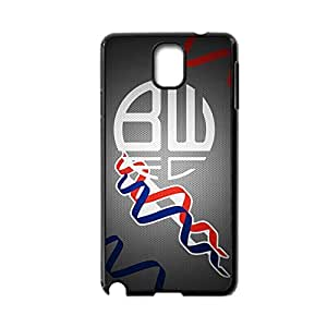 Generic Durable Soft Design Back Phone Case For Girls With Bolton Wanderers Fc For Samsung Galaxy Note3 N900 Choose Design 4