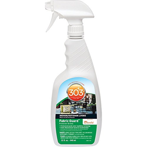 303 (30602) Fabric Guard, Upholstery Protector, Water and Stain Repellent, 32 fl. oz.