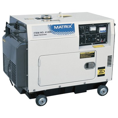 Amazon Matrix Diesel Generator