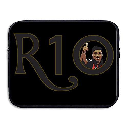 Price comparison product image Custom New Design Ronhaldinho Shock-Resistant Notebook Protective Case 15 Inch