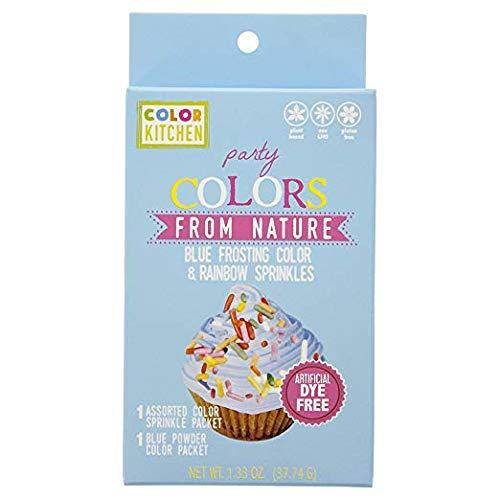 Colorkitchen Blue Sprinkle Set 1.33 OZ (Pack of 12)