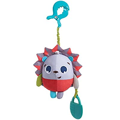 Tiny Love Marie The Hedgehog Jumpy Teether Toy, Meadow Days : Baby
