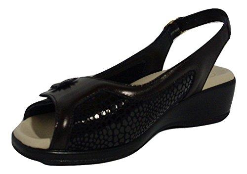 SUSIMODA , Damen Hausschuhe schwarz schwarz