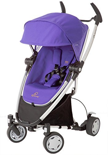 Quinny Zapp Xtra Folding Seat - Purple