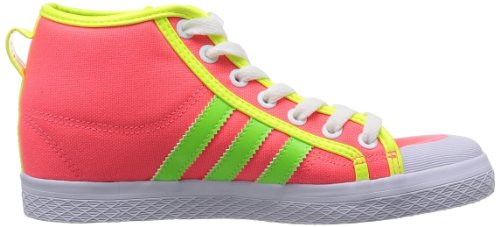 adidas Damen Honey Stripes Up W koralle/mehrfarbig