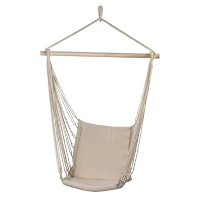 Cotton Padded Swing Chair : Garden & Outdoor