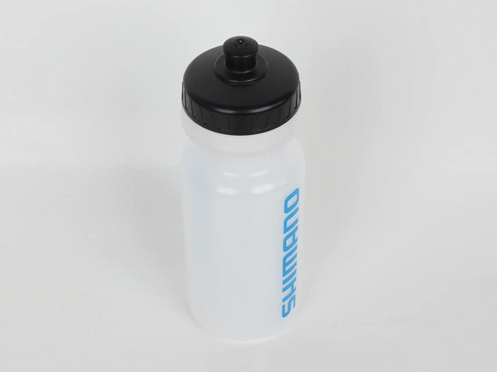 Shimano drink bottles clear SHIMANO blue logo