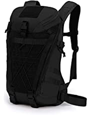 Mardingtop 28 l ryggsäck taktisk ryggsäck vandringsryggsäck trekkingryggsäck fiskeryggsäck för överlevnad utomhus camping resor federal