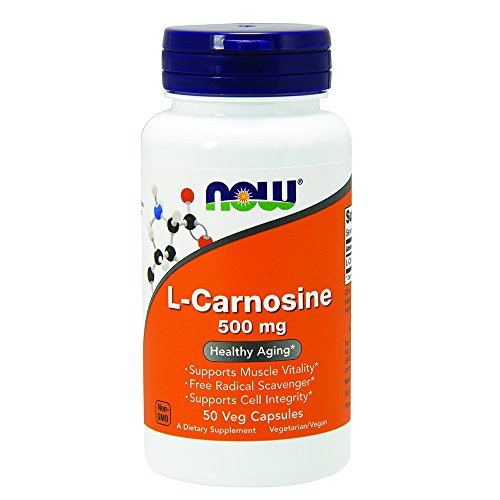 Now Foods, L Carnosine 500 mg