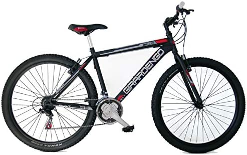 """Girardengo Bicicleta 27"""" Suspensión hombre 21 Vel.: Amazon.es ..."""