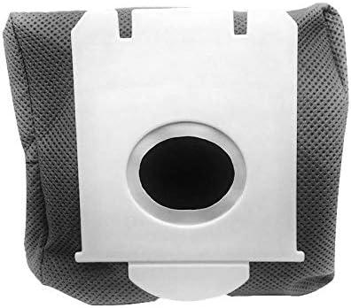 Psunrise Accesorios2pcs S-Bag Aspiradora de Polvo Lavable FC8200 ...