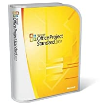 Microsoft Project 2007  English Version Upgrade