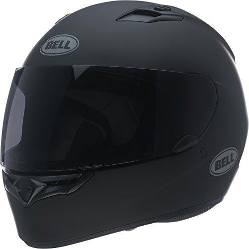 Bell Qualifier Full-Face Motorcycle Helmet (Solid Matte Black, Medium)