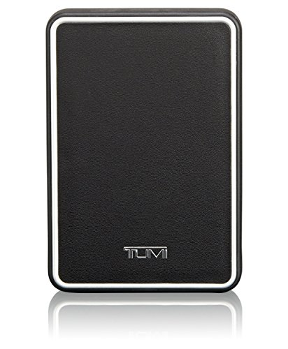 Tumi 12000 mAh Smart Powerbank, Silver/Black, One Size by Tumi