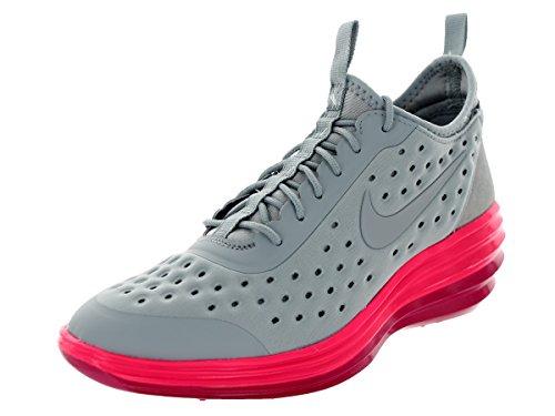 Nike Women's Lunarelite Sky Hi Lt Mgnt Gry/Lt Mgnt Gry/Hypr P Casual Shoe 8.5 Women US