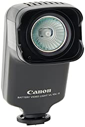 Canon Video Light VL-10Li II for XF305, XF300, XF205, XF200, XF105, XF100, XA25, XA20, XA10 Professional Camcorder