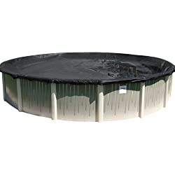 Buffalo Blizzard 24-Foot Round Winter Cover Above-Ground Swimming Pools (Deluxe Plus)