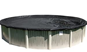 4. Buffalo Blizzard 24' Round DELUXE PLUS Above Ground Swimming Pool Winter Cover