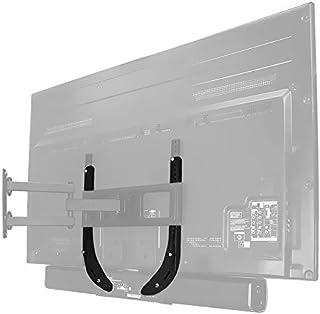 TradeMount Supporto con Casse acustiche per TV e Monitor, Nero, Massima Portata 15 kg per Samsung 40' UE40C8790