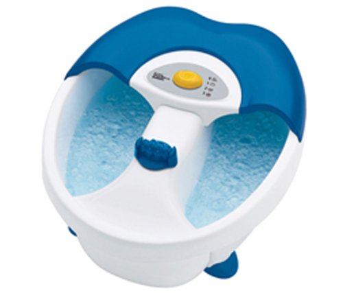 SunBeam SBH1724 Massaging Foot Spa with - Of Spa Foot Troy Helen