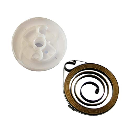 - Farmertec SawKits Rewind Recoil Starter Spring and Pulley Rope for Stihl 066 MS660 064 065 MS650