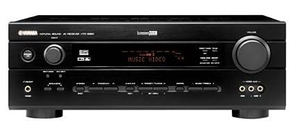 amazon com yamaha htr 5650 6 channel digital home theater receiver rh amazon com  yamaha htr 5650 manual
