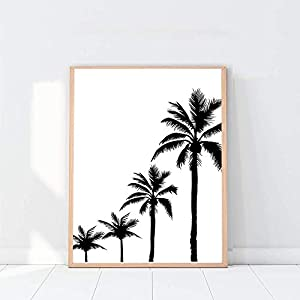 41X53DenwXL._SS300_ Best Palm Tree Wall Art and Palm Tree Wall Decor For 2020