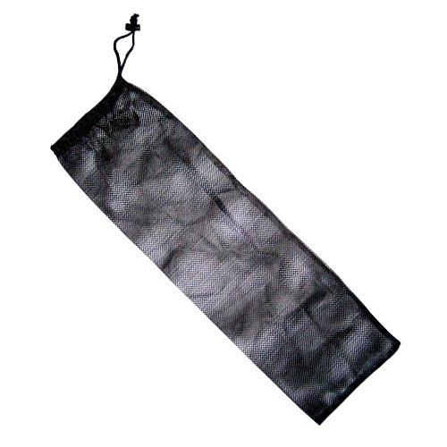 25″ X 6″ Black Light-Weight Mesh Yoga Mat Bag Review