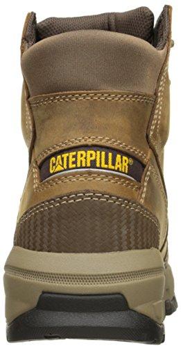 Comp Dark Work Beige Device Boot Toe Mens Dark Waterproof Beige Caterpillar wfpqEXc