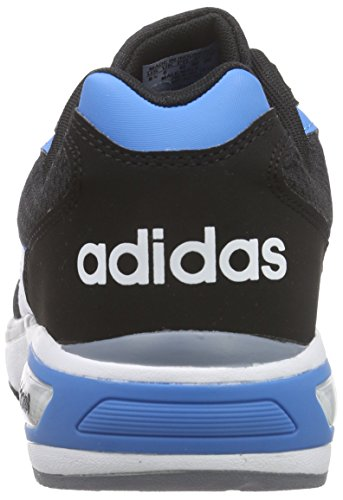 online store 47593 2a646 ... adidas Cloudfoam 8tis, Zapatillas de Deporte Exterior para Hombre Negro    Blanco   Azul ...