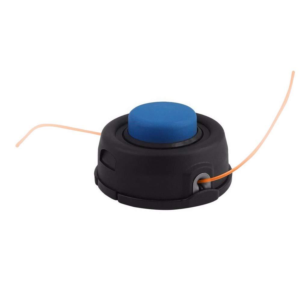 squarex - Cabezal de corte de malas hierbas, 4 T25 - Recortadora ...