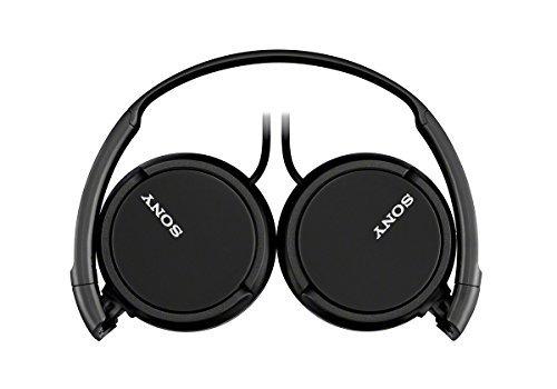 Sony MDRZX110 ZX Series Stereo Headphones (Black)
