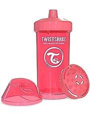TWISTSHAKE Kid Cup, Peach, 360ml