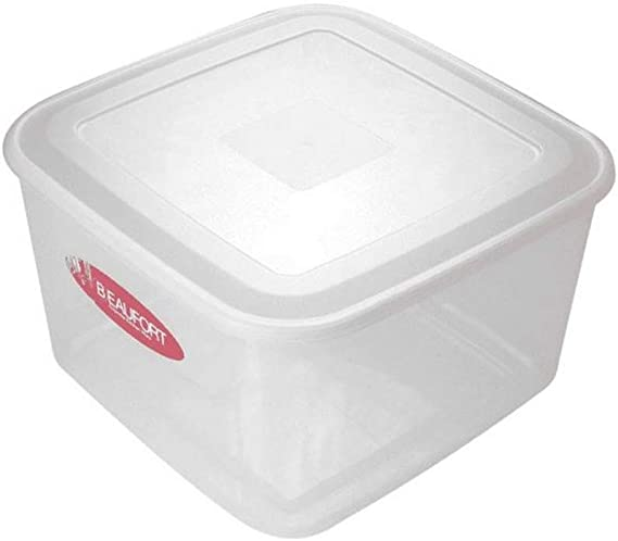 1 L Clair Carré Ultra Food Container de stockage litres Beaufort 030781012
