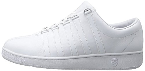 K-Swiss Men's Shoes Classic Luxury Edition White Sneakers ...