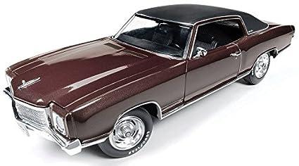 Ss Monte Carlo >> Amazon Com Chevrolet 1971 Monte Carlo Ss 454 Rosewood Metallic