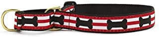 product image for Up Country Got Bones Martingale Dog Collar - Large (13.5-22.5 Inches) - 1 in Width
