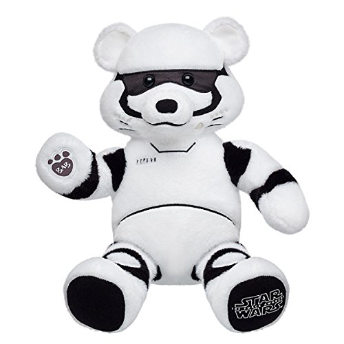 Stormtrooper Zombie (Build-a-Bear Workshop Star Wars; 17 in. Stormtrooper Teddy Bear; Bear)