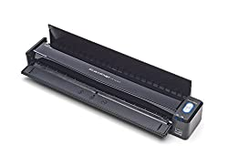 Fujitsu Scansnap Ix100 Wireless Mobile Scanner For Mac & Pc