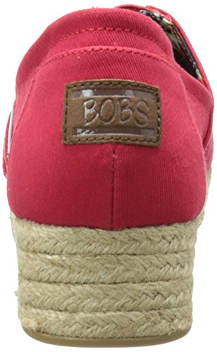 Skechers Ladies Highlights Shoe Rosso (rosso)