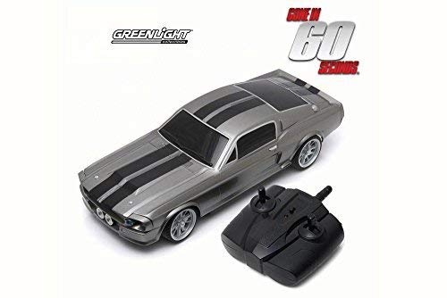 Greenlight 1967 Ford Mustang Eleanor from Gone in 60 Seconds 91001 - 1/18 Scale Model Radio Control Car