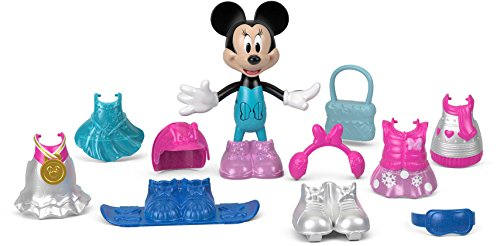Fisher-Price Disney Minnie, Winter Sports