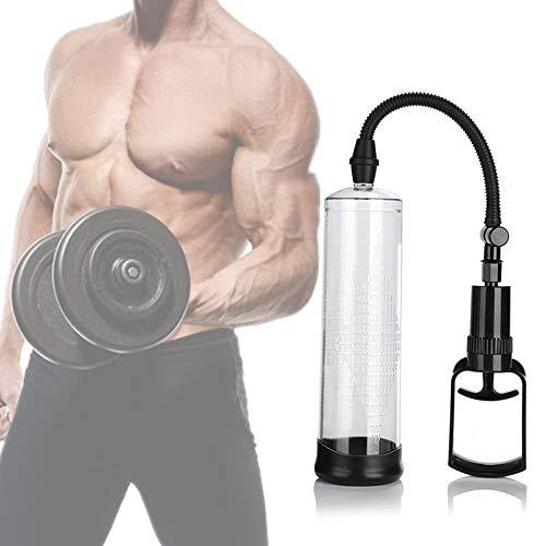 Wizkit PênisPump, Powerful Manual Vacuum Pumps for Men, Gift Ideas Massage Tool Kit