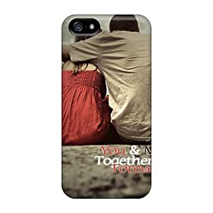 Jamesler PtA803EVWl Case Cover Skin For Iphone 5/5s (you And Me)